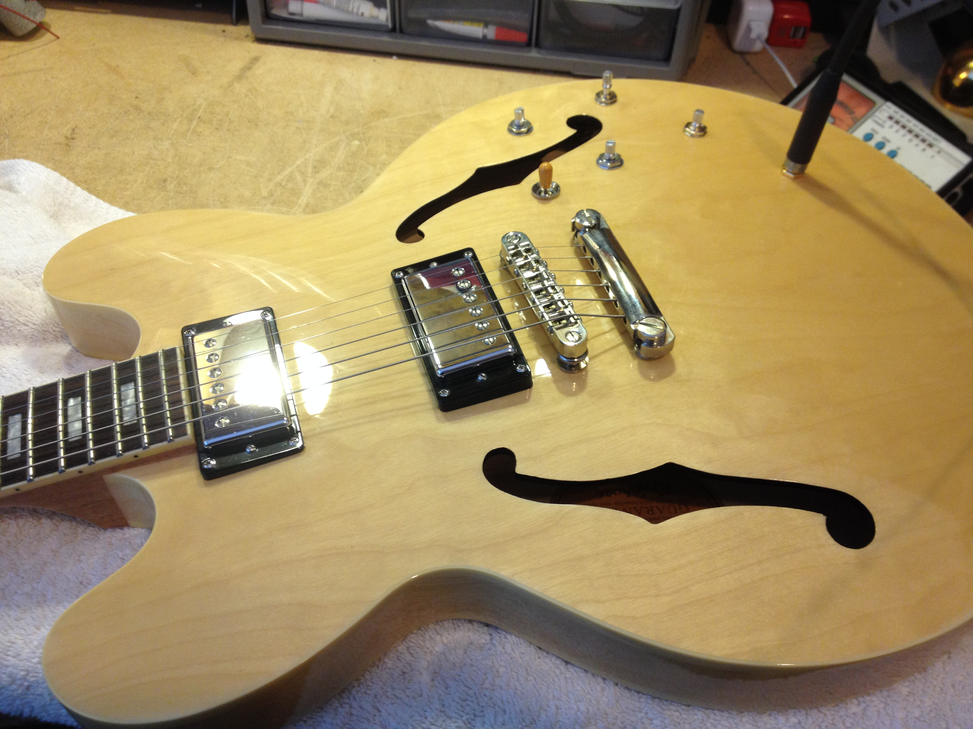Instrument Electronics Wiring Modifications Electric Guitar Harness Pickup And In Addition To Amplifier Fx Pedal Repair Dar Offers Bass Work