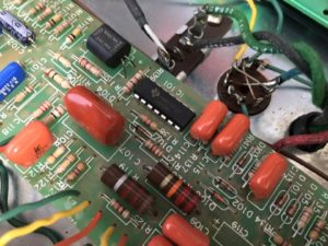 PCB Solid State Amp 2